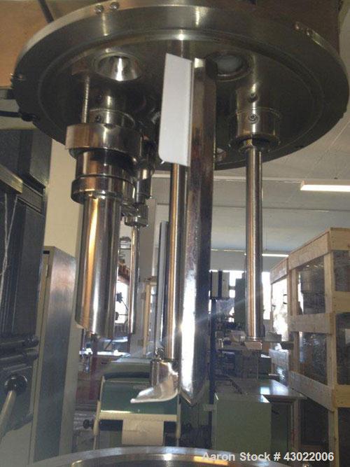 Used-Fryma VME-20 Homogenizer