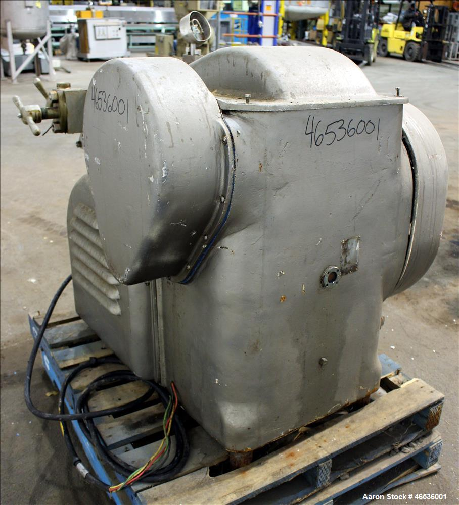 Used- Manton Gaulin Homogenizer, Model 600-KF6-3PS