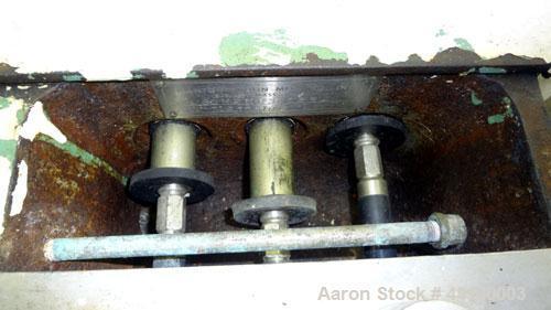 Used- Stainless Steel Manton Gaulin Homogenizer, Model 60HPKF3 5BS
