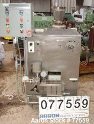 Used- Stainless Steel Niro Homogenizer