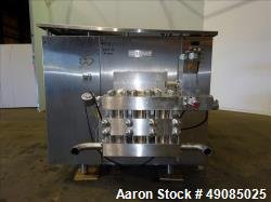 Used- APV Rannie 175 Homogenizer, Model BT-58-175, Stainless Steel.