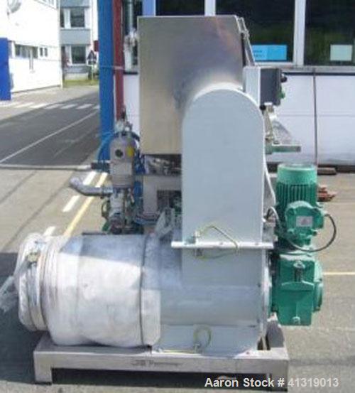 Used- PST Jet Solutions Homogenizer, model Liechti