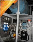 Used-GEA Niro Soavi Homogenizer, model NS3075H, sanitary design. Capacity 2200 gallons (8300 liters) per hour, 3750 psi (250...