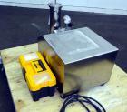 Used- GEA Niro Soavi Panda High Pressure Laboratory Homogenizer, Model NS1001L2K