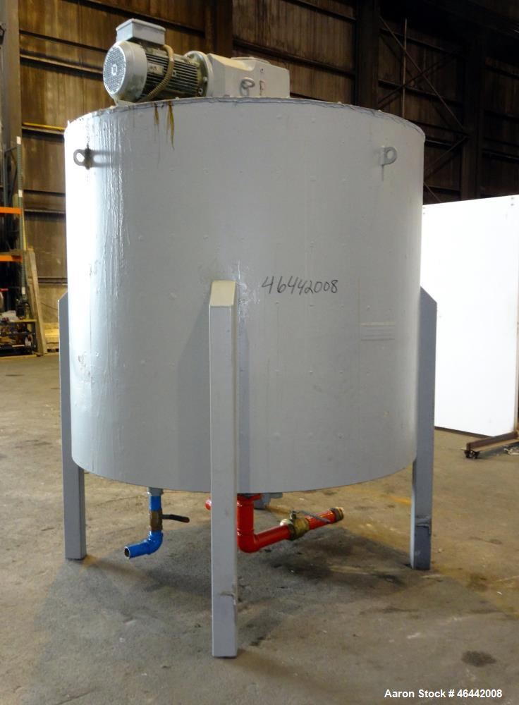Used- American Process Systems Kettle, 1000 Gallon