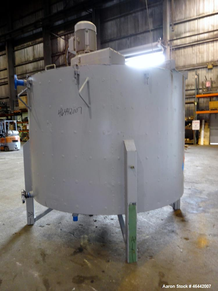 Used- American Process Systems Kettle, 1500 Gallon