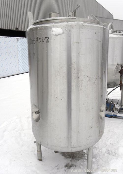 Used- 175 Gallon Mueller Kettle, Model F