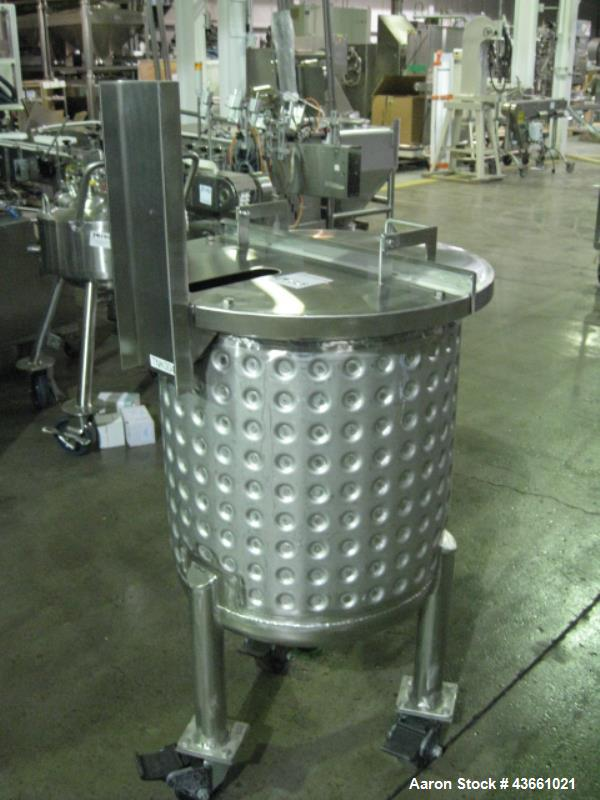 Used- 30 Gallon Stainless Kettle