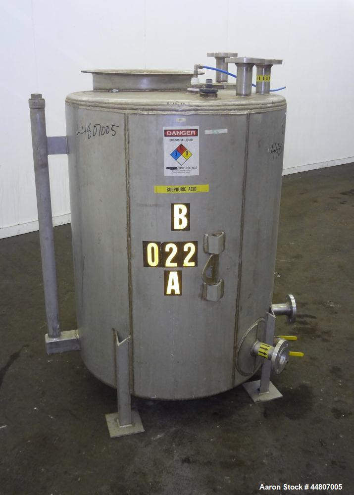 Used- 225 Gallon Stainless Steel Kettle