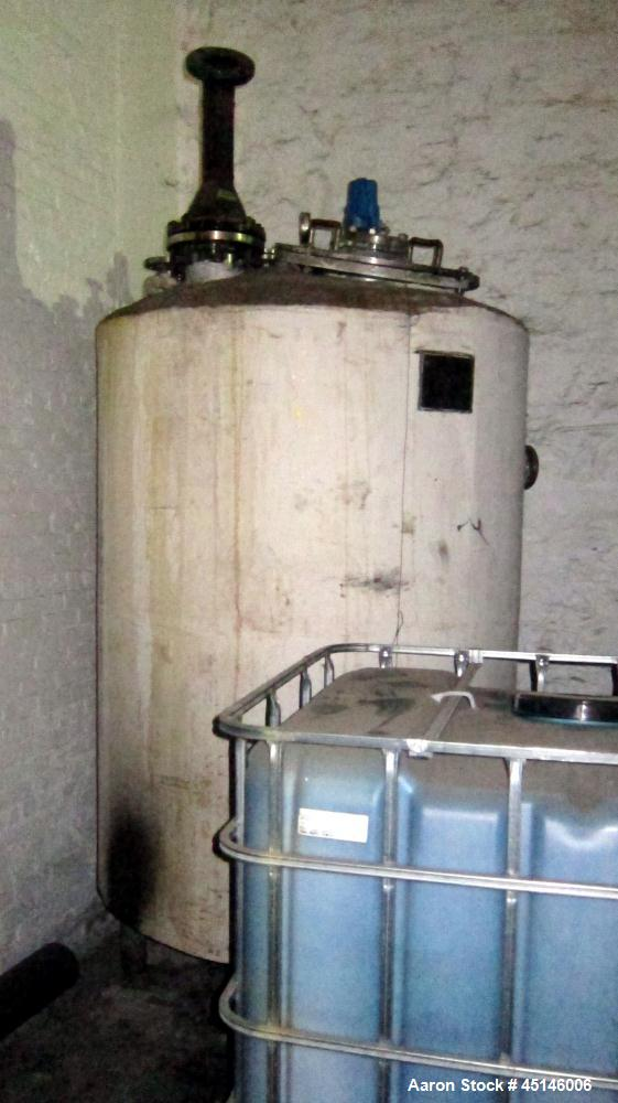 Used- 300 Gallon Stainless Steel Northland Stainless Inc Tank