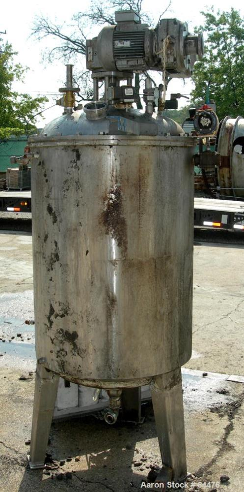Used- 114 Gallon Stainless Steel Alfred Bolz GmbH Kettle