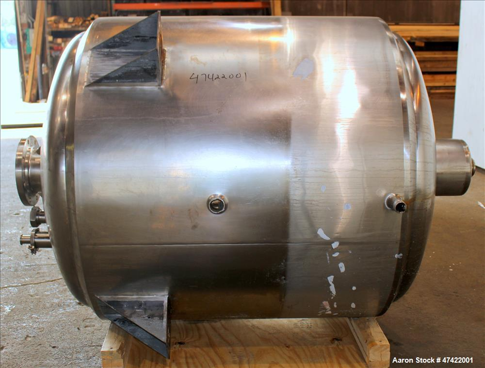 Used- Cherry Burrell Kettle (Syrup Tank), Approximate 500 Gallons
