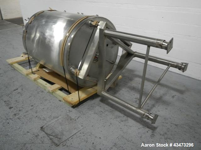 Used- 300 Gallon Stainless Steel  Cherry Burrel Kettle