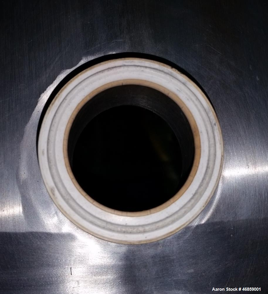 Used- Chester Jensen Kettle, 300 Gallon, Model X70N030