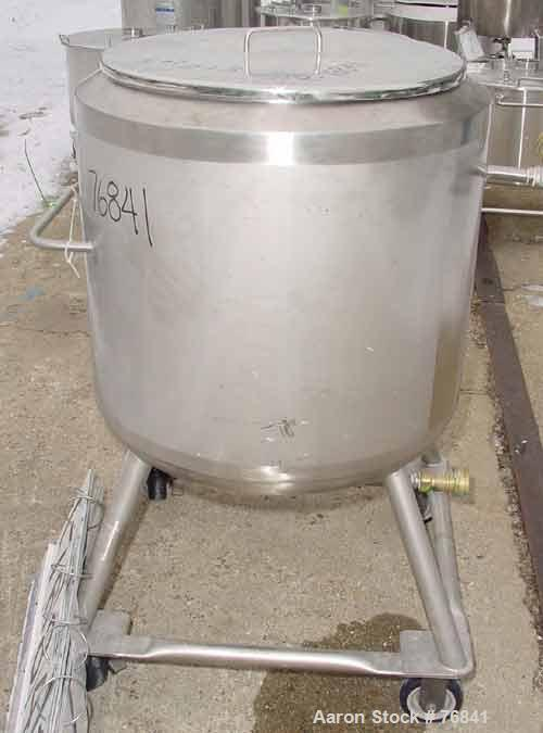 Used- 50 Gallon Stainless Steel DCI Kettle