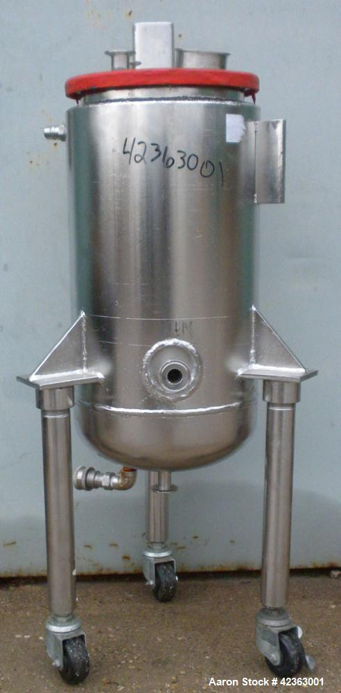 Used- 8 Gallon Stainless Steel Expert Industries Kettle