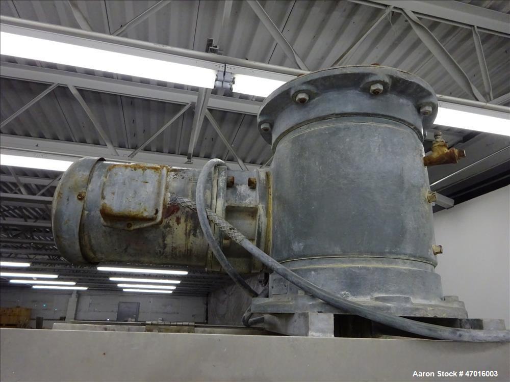 Used- Groen Kettle, Model DA-150 SP, 150 Gallon, 304 Stainless Steel.