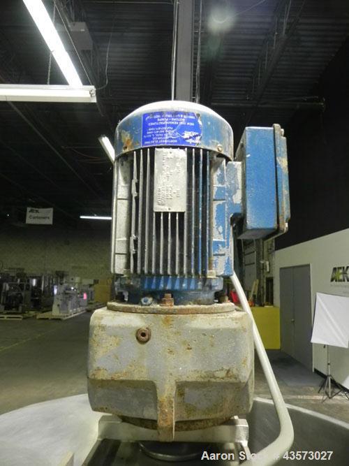 "Used- Groen Single Motion Kettle, 150 Gallon, Model RA-150, 316 Stainless Steel, Vertical. Approximate 42"" diameter x 35"" de..."