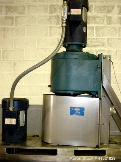 Used- Groen Kettle, 250 Gallon, Model TA250, Stainless Steel. Open top with (2) 1/3 covers, jacketed hemispherical bottom, r...