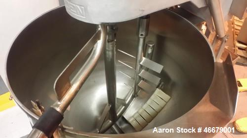 Used- Groen 60 Gallon Agitated Kettle/Mixer