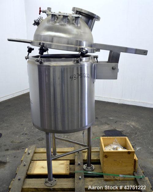 20 Gallon Stainless Steel Lee Industries Vacuum Kettle, Model 20D