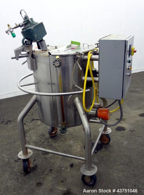 Used- 30 Gallon Stainless Steel Lee Industries Electrically Heated Kettle, Model