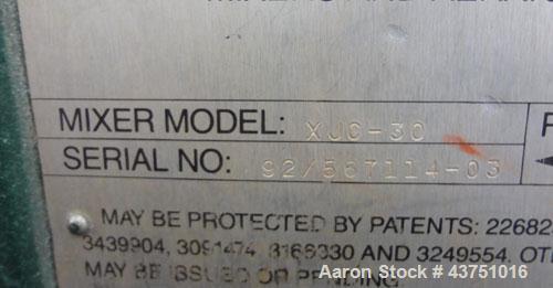 Used- 30 Gallon Stainless Steel Lee Industries Vacuum Kettle, Model 30D