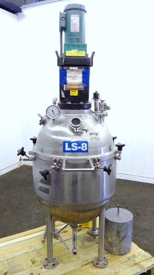 Used- 40 Gallon Stainless Steel Lee Industries Vacuum Kettle, Model 40D
