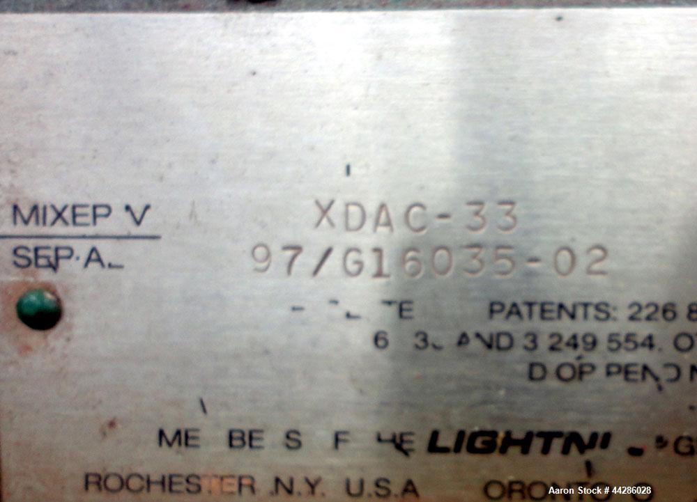 Used- Stainless Steel Lee Industries Kettle, Model 40D