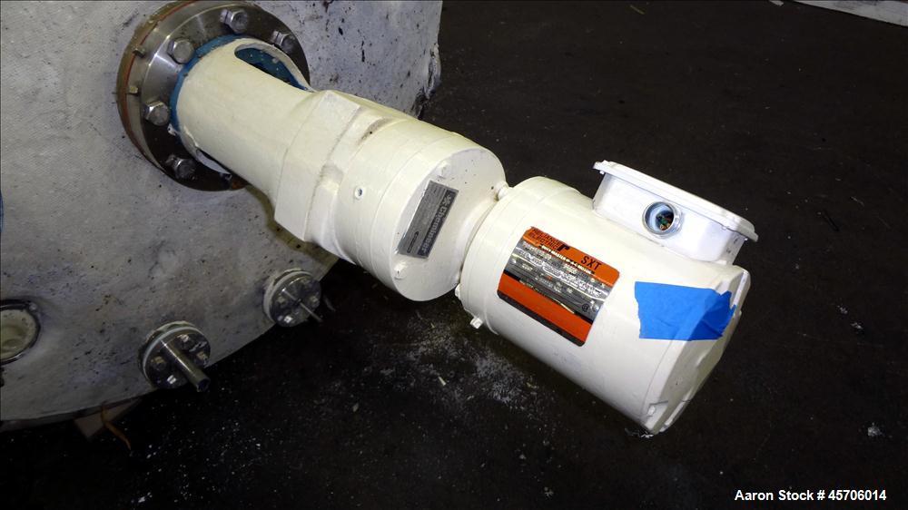 Used- Lee Industries Kettle Tank, 637 Gallon, Model 637U