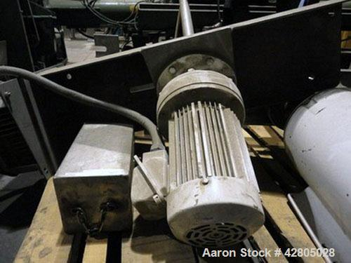 "Used- 50 Gallon Lee Single Motion ""Sickle Agitator"""