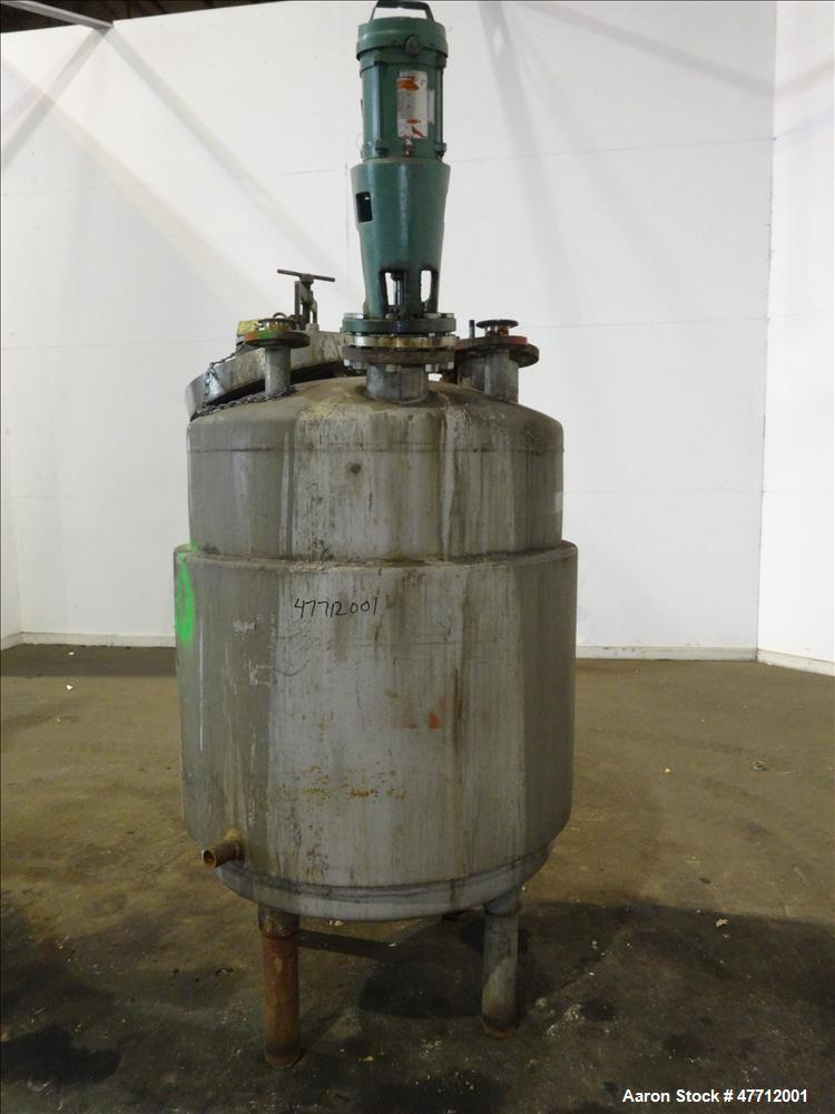 Used- Lipton Steel & Metal Products, Inc. Kettle, Approximate 200 Gallon, 304 St