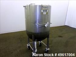 Used- Lee Industries Kettle, 100 Gallon, Model 100D, 316 Stainless Steel, Vertic