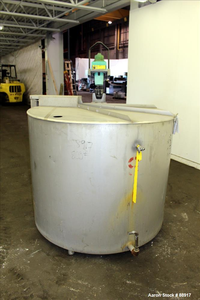 Used-  300 Gallon Stainless Steel Mueller Kettle