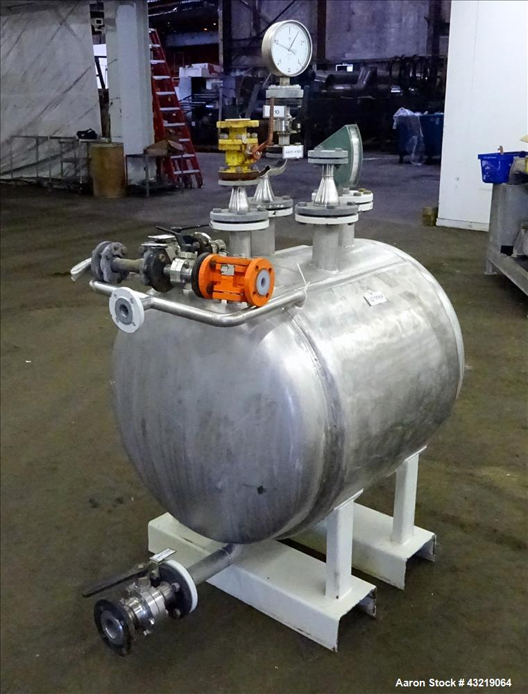 Used- 100 Gallon Stainless Steel Kettle
