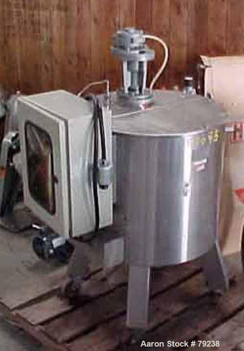 Used- 20 Gallon Stainless Steel Pellegrini Electric Water Kettle