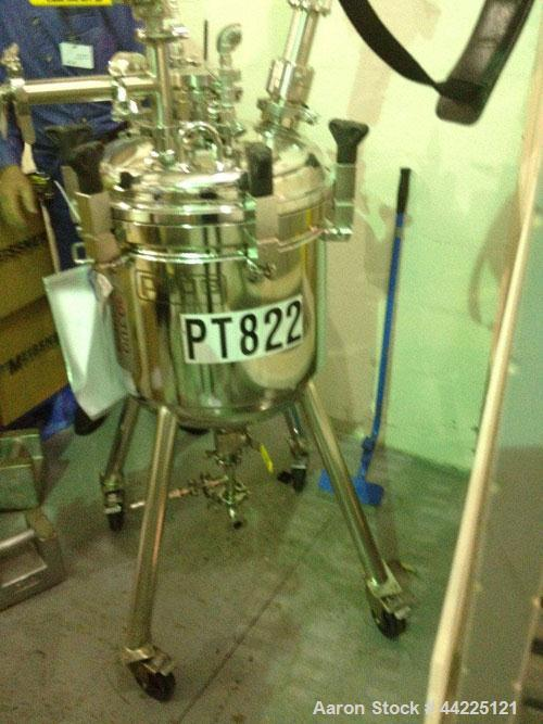 Used- 20 Gallon Stainless Steel Pope Kettle