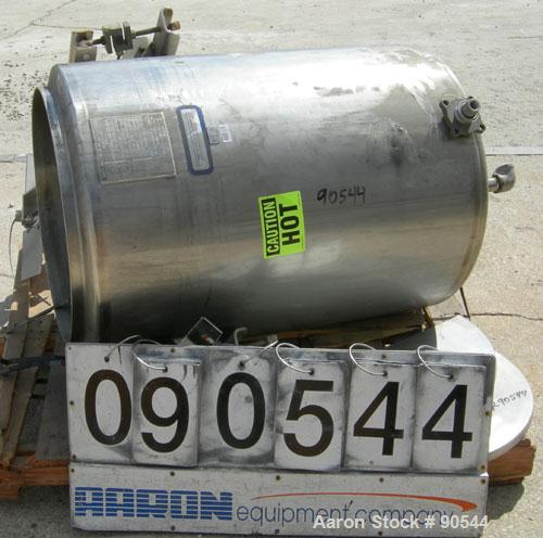 Used- 58 Gallon Stainless Steel Precision Stainless Kettle