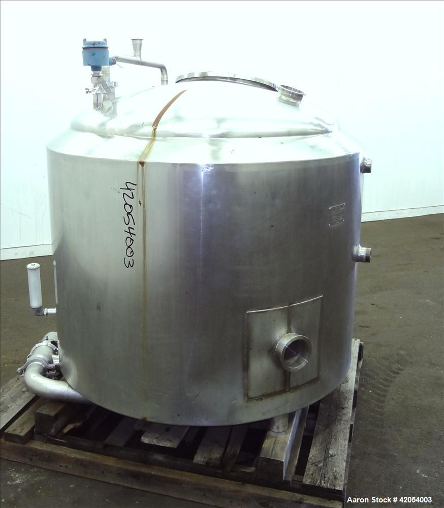 Used- 200 Gallon Stainless Steel St. Regis Kettle