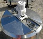 USED: Kettle, 550 gallon, 304 stainless steel, vertical. 66
