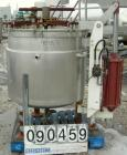 Used: Groen blancher, approximately 150 gallon, 316 stainless steel. 40