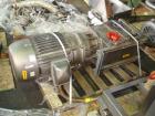Used- Feldmeier Twin Motion Kettle, 2000 gallon, 316L stainless steel. 92