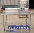 Used- Groen Table Top Steam Jacket Kettle, 20 quart (5 gallon), Model TDC/2-20, 304 stainless steel, vertical. 12