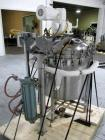 Used- 50 Gallon Stainless Steel Groen Kettle