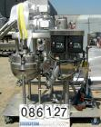 USED: Lee Industries double motion vacuum kettle, model 10D9MT, 10 gallon, stainless steel, vertical. Approx 18