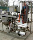 USED: Lee Industries double motion kettle, model 30D9MT, 30 gallon, 304 stainless steel, vertical. Approximately 23