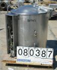 USED: Legion 60 gallon kettle, 316 stainless steel, model 60. Unit is free-standing, non-tilt type. 29