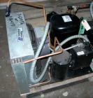 Used- Mueller Kettle, 150 gallon, model RH, 304 stainless steel, vertical. 42