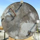 USED: Mueller jacketed tank, approximately 2300 gallon, 304 stainless steel, vertical.  84