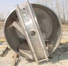 Used- Kettle, 1000 Gallon, 304 Stainless Steel, Vertical. 72